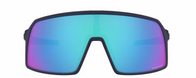 Monture sport Oakley – Unisexe - Effet miroir bleu