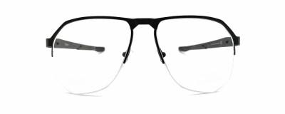 Monture fil de nylon Oakley - Homme - Métal noir fini mat