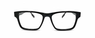 Monture rectangle Converse - Adolescent - Plastique noir