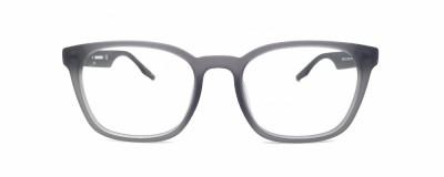 Monture carrée Converse - Adolescent - Plastique gris transparent fini mat
